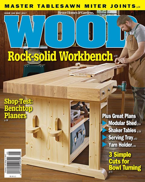 WOOD Issue 246, May 2017