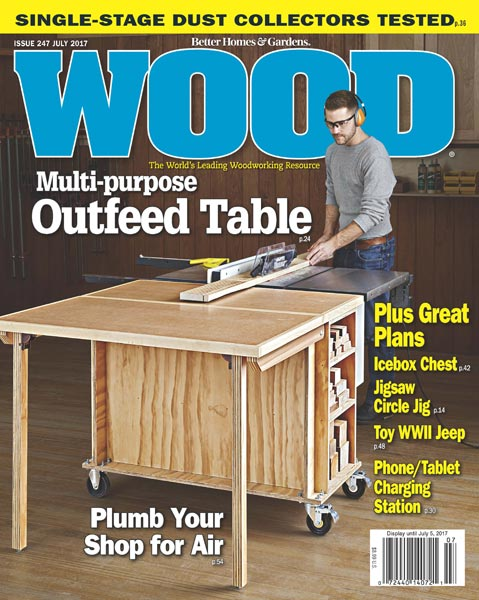 WOOD Issue 247, July 2017