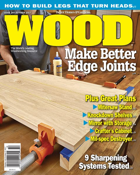 WOOD Issue 249, October 2017