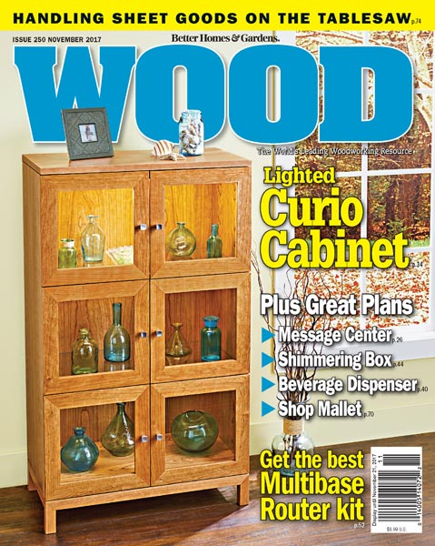 WOOD Issue 250, November 2017