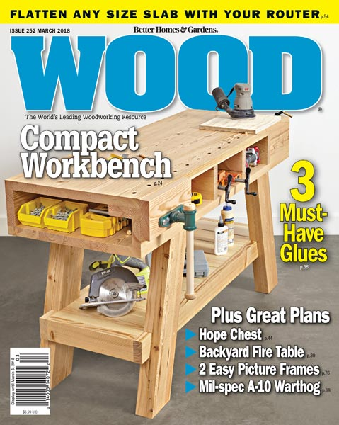 WOOD Issue 252, March 2018