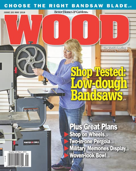 WOOD Issue 253, May 2018