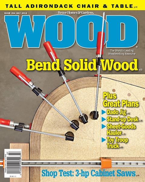WOOD Issue 254, July 2018