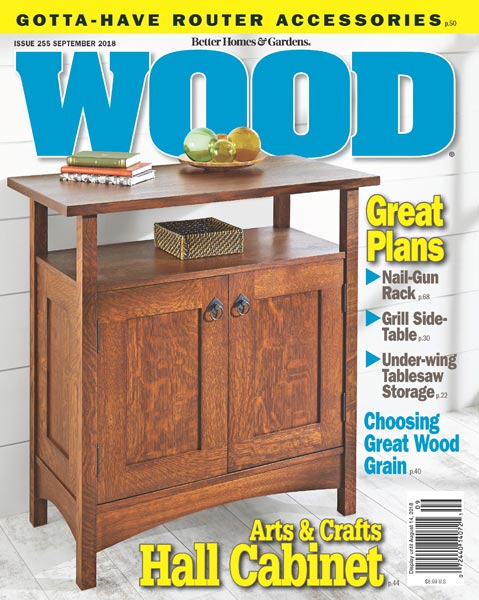 WOOD Issue 255, September 2018