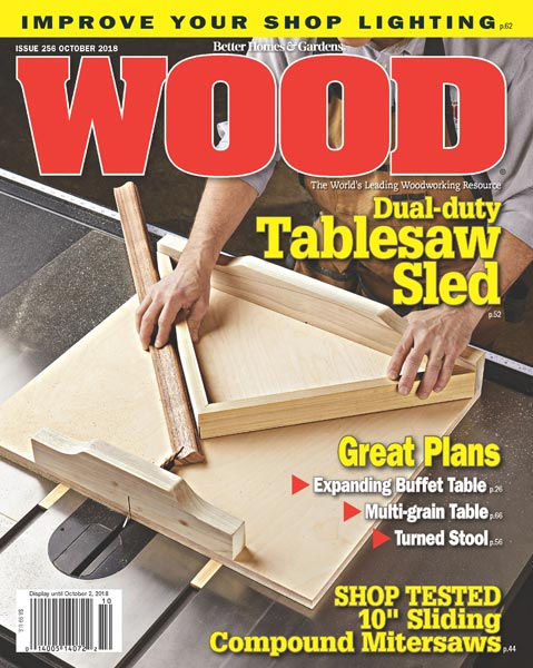 WOOD Issue 256, October 2018