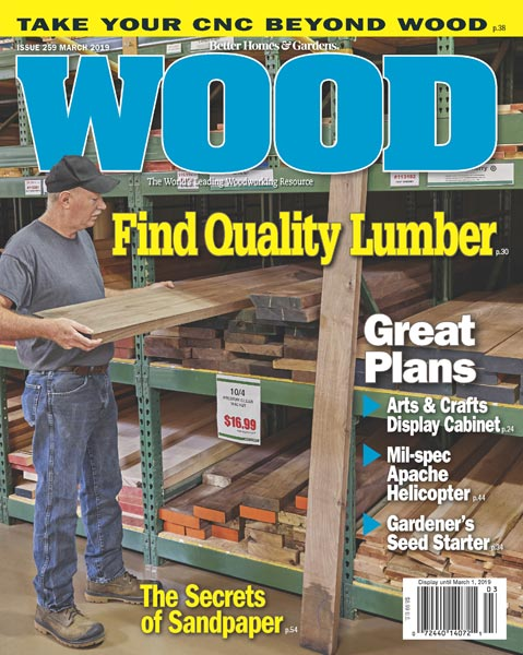 WOOD Issue 259, March 2019