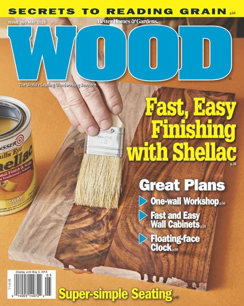 WOOD Issue 260, May 2019