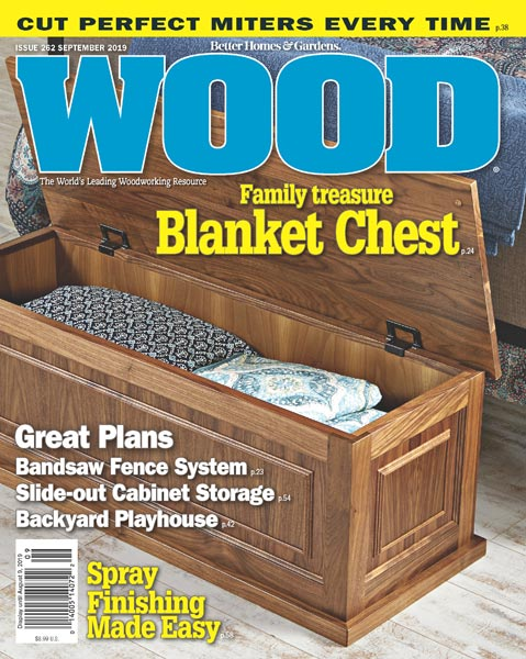 WOOD Issue 262, September 2019
