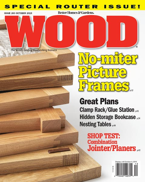 WOOD Issue 263, October 2019