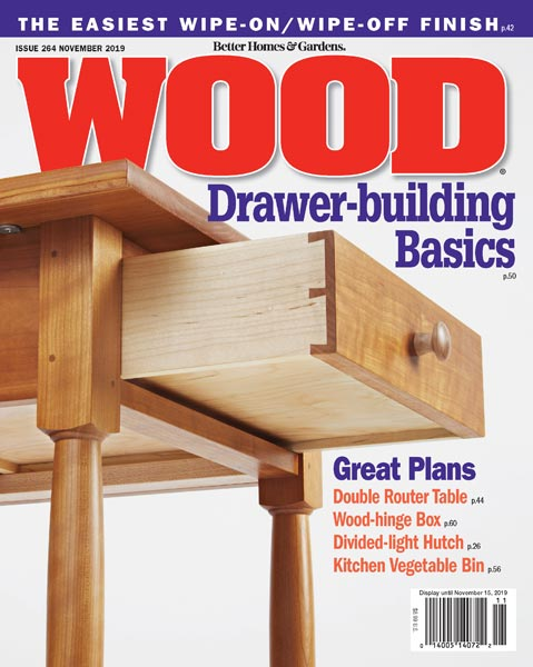 WOOD Issue 264, November 2019