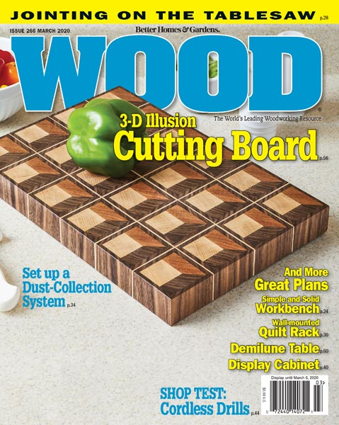 WOOD Issue 266, March 2020