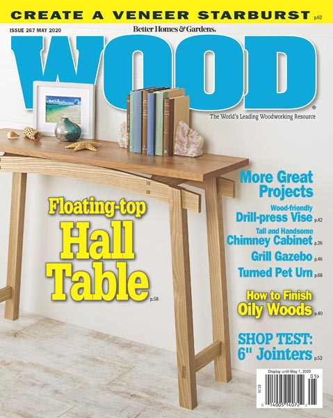 WOOD Issue 267, May 2020
