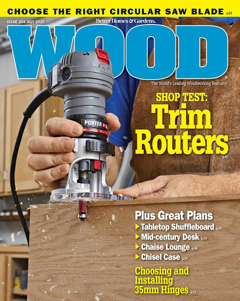 WOOD Issue 268, July 2020