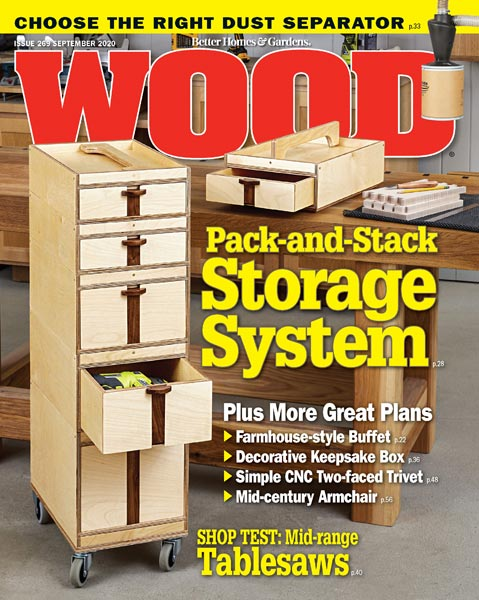 WOOD Issue 269, September 2020