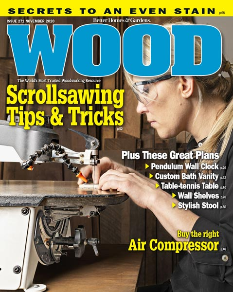 WOOD Issue 271, November 2020