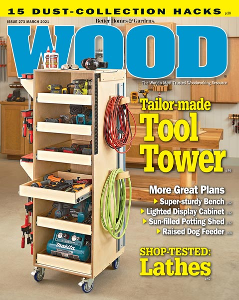 WOOD Issue 273, March 2021