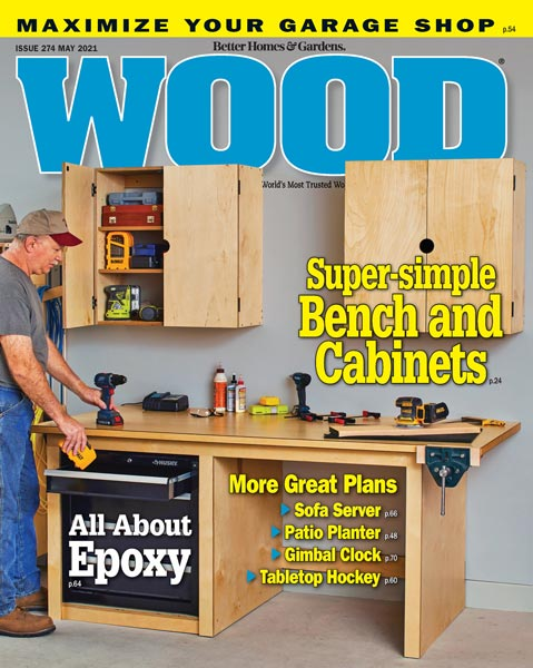 WOOD Issue 274, May 2021