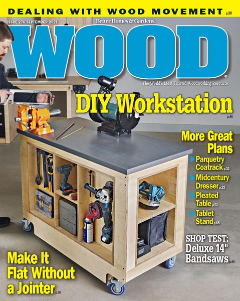 WOOD Issue 276, September 2021