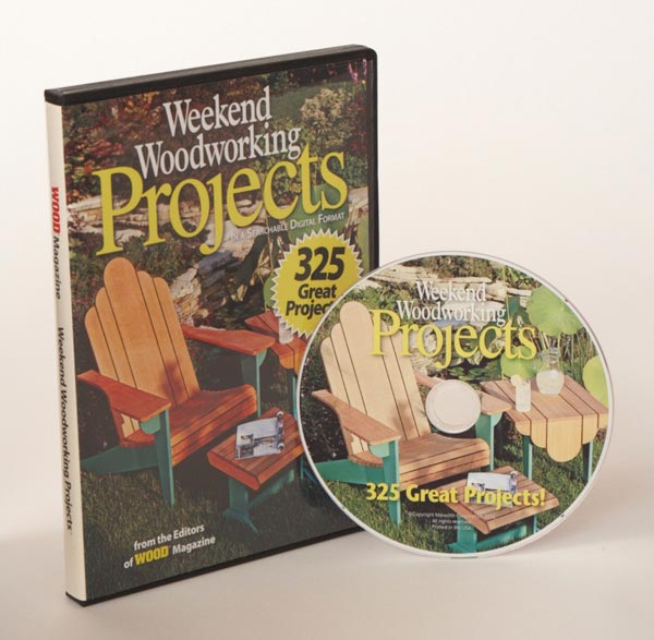 Weekend Woodworking Projects The Complete Collection On Cd Rom