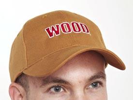 WOOD Baseball Cap - BALLCAP