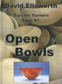 David Ellsworth: Open Bowls - Downloadable Video