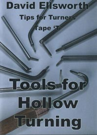 Tools for Hollow Turning - Downloadable Video