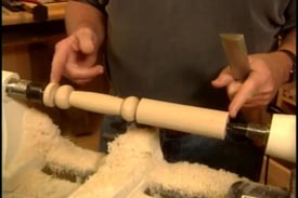 Using a Lathe Woodworking Plan, Turning Videos