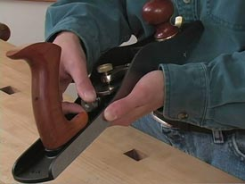 Lie-Nielsen: Hand Plane Basics - Downloadable Video
