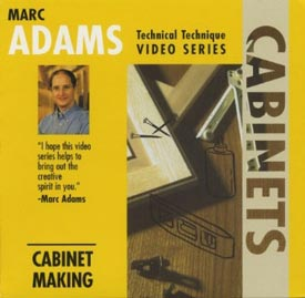 Marc Adams: Cabinetmaking - Downloadable Video