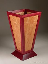 Woodworks Episode 302: Art Deco Umbrella Stand - Downloadable Video