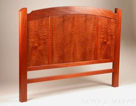Woodworks Episode 403: Mahogany Headboard - Downloadable Video