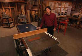 Woodworks Episode 413: Workshop Tour Techniques Videos