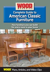 Complete Guide to American Classic Furniture