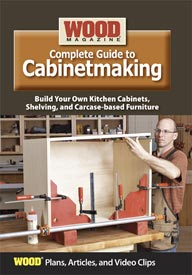 Complete Guide to Cabinetmaking