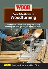Complete Guide to Woodturning