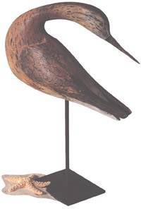 Shorebird Woodworking Plan, Gifts & Decorations Scrollsaw, Carving, & Decorative Projects