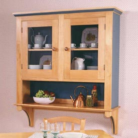 Country-Style Cupboard