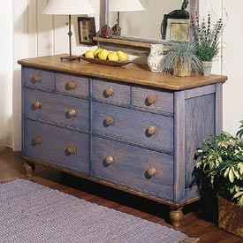 Country-Fresh Dresser Printed Plan