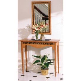 Hall Table & Mirror Downloadable Plan