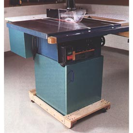 3-in-1 Tablesaw Upgrade & Saw-Top Dust Collector Downloadable Plan