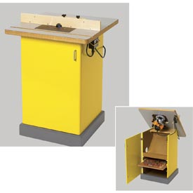Tilt-Top Router Table Downloadable Plan