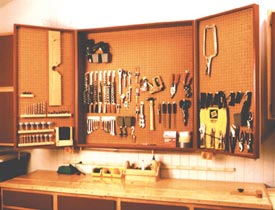 Accommodating Cabinets Downloadable Plan