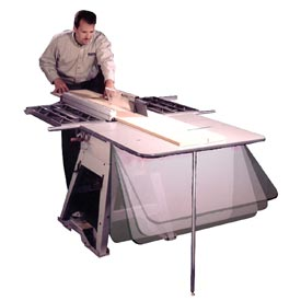 Tablesaw Outfeed Table Downloadable Plan