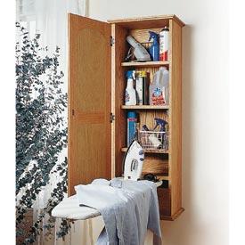Ironing-Board Hideaway Downloadable Plan