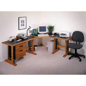 Computer Desk Downloadable Plan