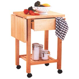 Kitchen Cart Printed Plan