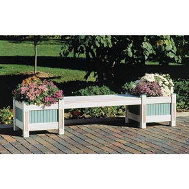 Classic Planter & Bench Downloadable Plan