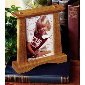4x6 Photo Stand Downloadable Plan