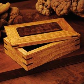 Splined Ornamental Box Downloadable Plan