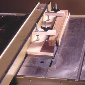 Super-Simple Taper Jig Downloadable Plan